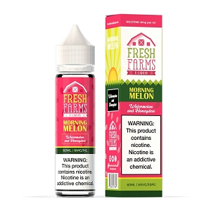 60ml Morning Melon by Fresh Farms