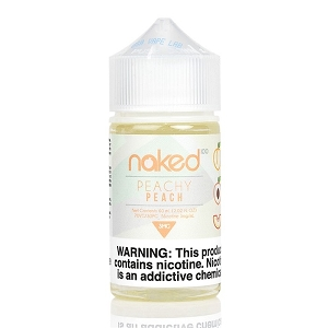 60ml Peachy Peach by Naked 100
