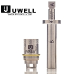Uwell Rafale VRBA rebuildable atomizer head kit