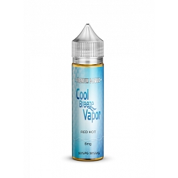 60ml Red Hots by Cool Breeze Vapor