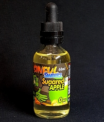 60ml Sugared Apple by Sinful Sweetz