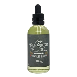60ml Strawberry Peaches by Fresh Squeezed