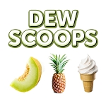 30ml Dew Scoops by The Sweet Shoppe