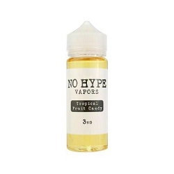 120ml Tropical Fruit Candy by No Hype