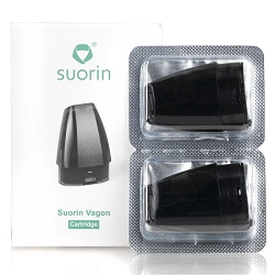 Suorin Vagon Replacement Cartridge (2pcs/pack)