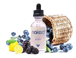 60ml Very Berry by Naked 100