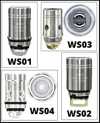 Wismec Amor NS Pro Replacement Coils, 5 Pack