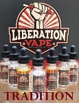 Tradition 30ml By Liberation Vape