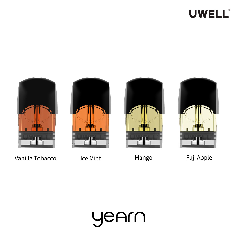 Uwell Yearn Pre-Filled 1.5ml Cartridges