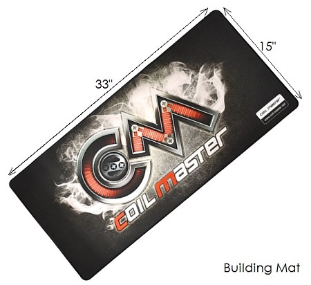 "Coil Master Building Mat 33""x15"""