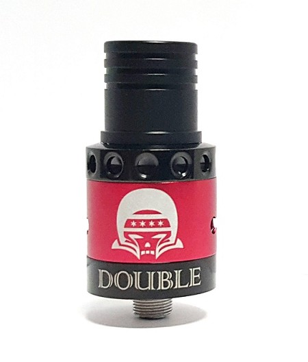 Authentic Double Vision RDA by Comp Vape