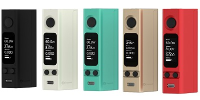 Joyetech EVIC-VTC Mini Mod only, Temp Control, 75W,  V3.0 Firmware (requires battery)