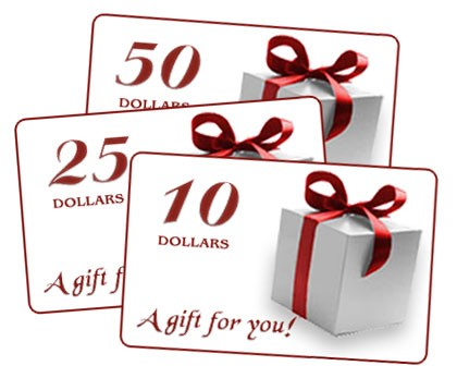 $1.00 Gift Certificate