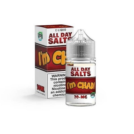 30ml I'm Chad Salts by VPN Salts
