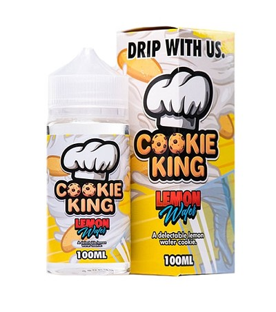 100ml Lemon Wafer by Cookie King
