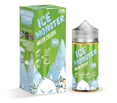 100ml Melon Colada by Ice Monster