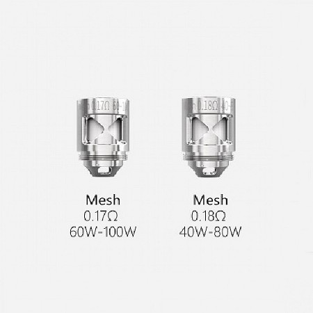 Smoant Naboo Replacement Mesh Coils 3-Pack