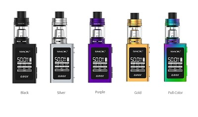 Q Box Kit by Smok Tech