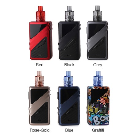 Smoant Taggerz 200W Starter Kit with Taggerz Disposable Tank