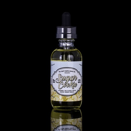 60ml Sugar Cookie by Tasty Vapes Cookie Co