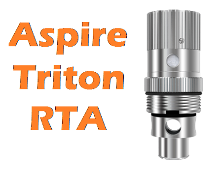 RTA for Aspire Triton tank, kit