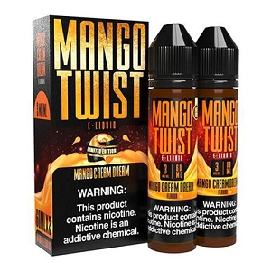 120ml Mango Cream Dream by Mango Twist