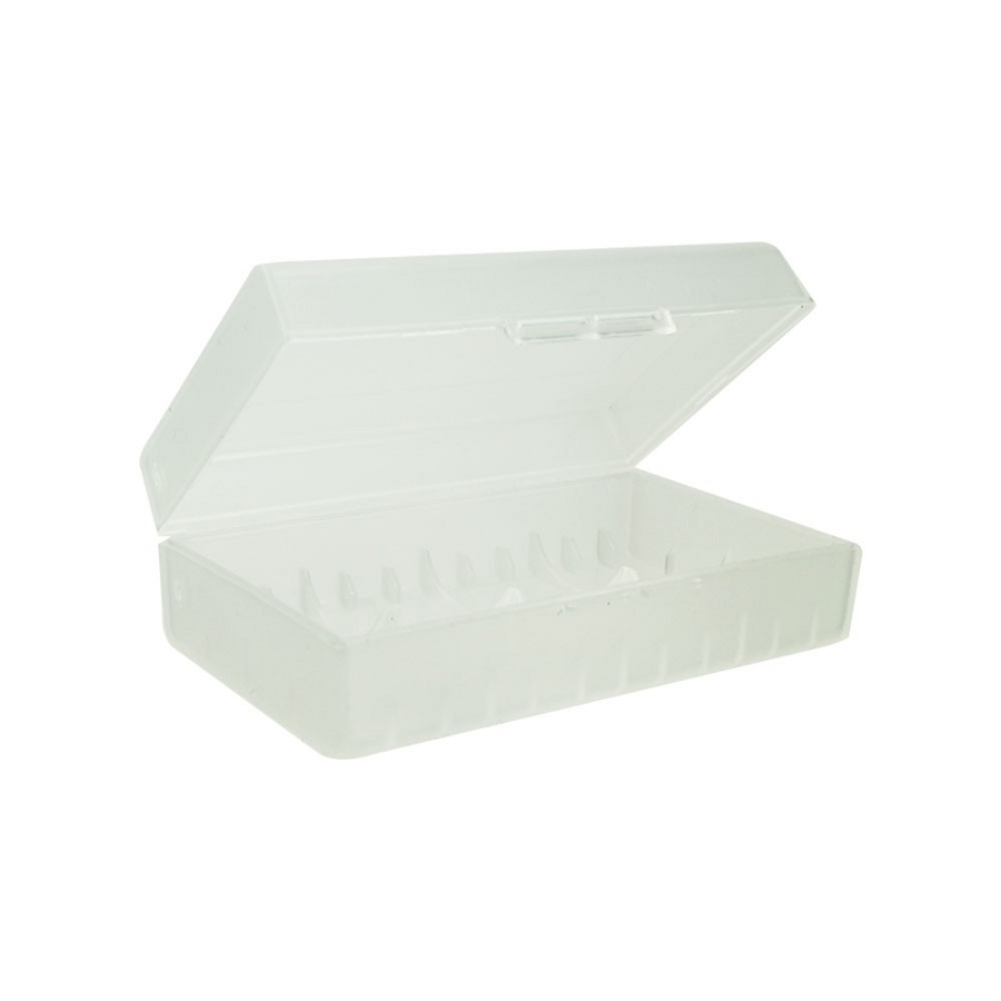 Plastic battery Box 2x20700