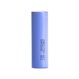 Samsung 21700 40T 4000mah (single battery)