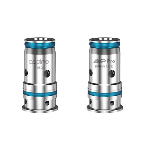 Aspire AVP Pro Replacement Coils, 5-Pack