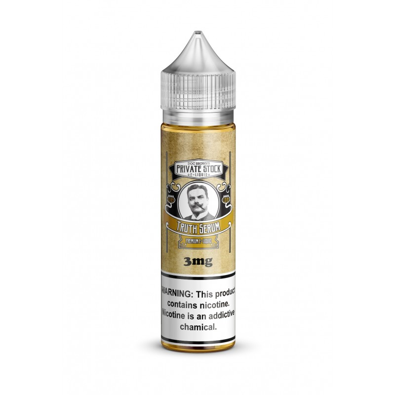 60ml Truth Serum by Doc Brown's Private Stock