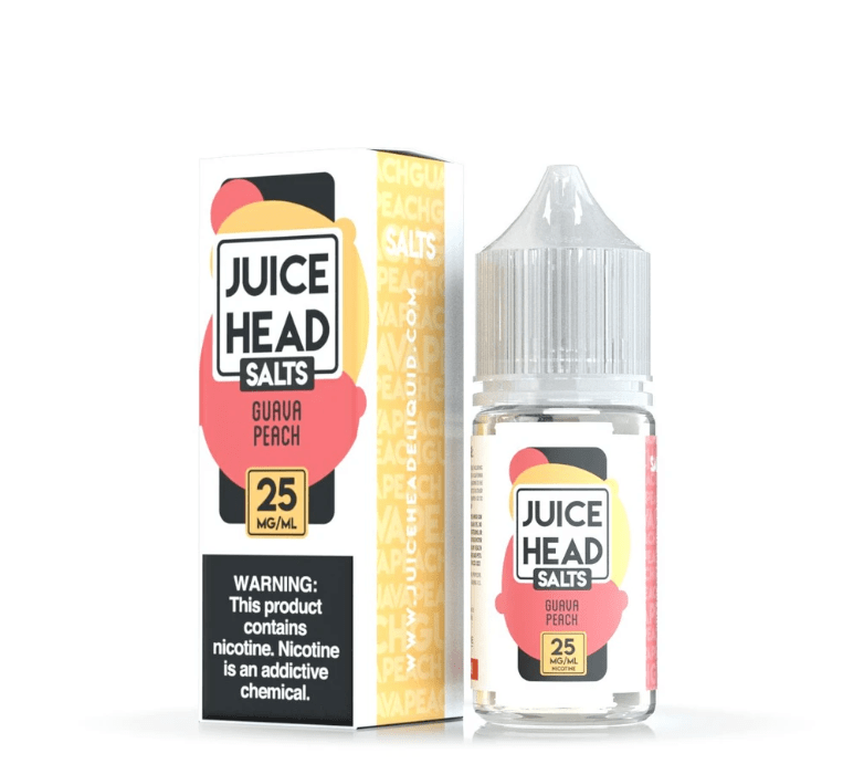 30ml Guava Peach by Juice Head Salt