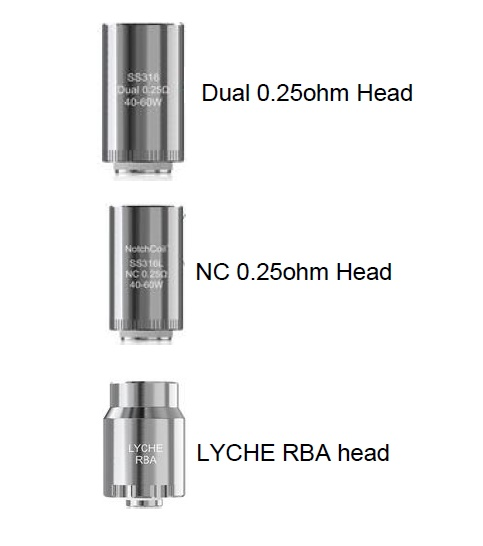 Replacement coil for Eleaf Lyche Tank