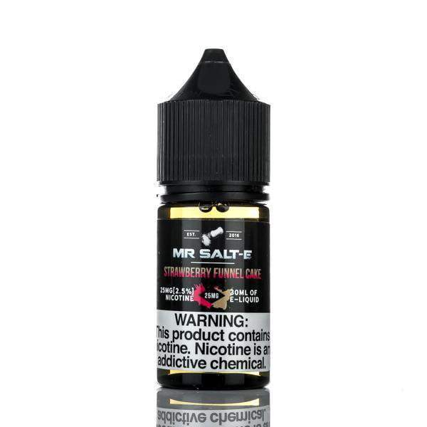 30ml Strawberry Funnel Cake by Mr. Salt-E