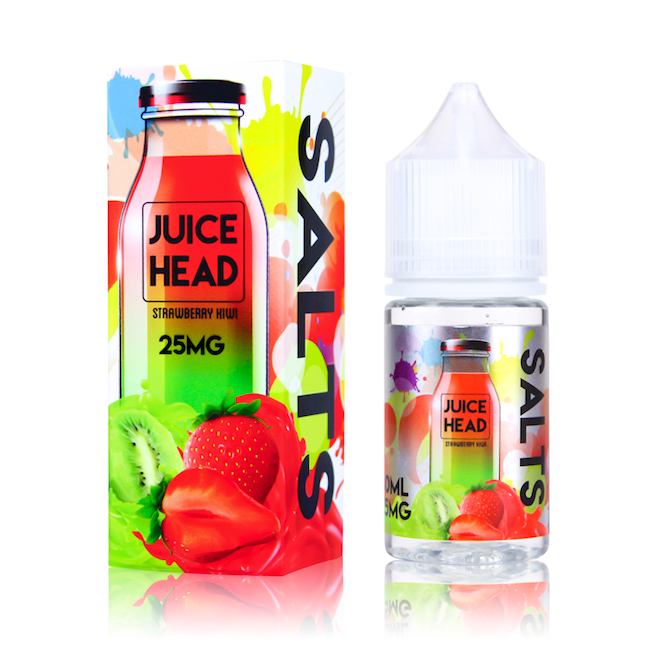 30ml Strawberry Kiwi by Juice Head Salt