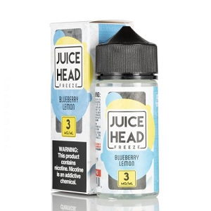 100ml Blueberry Lemon Freeze by Juice Head