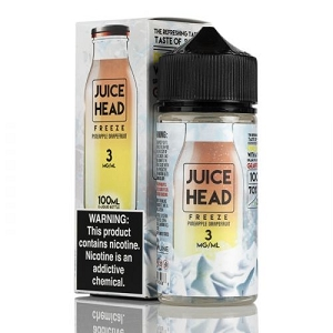 100ml Pineapple Grapefruit Freeze by Juice Head