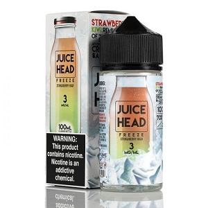 100ml Strawberry Kiwi Freeze by Juice Head