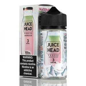 100ml Watermelon Lime Freeze by Juice Head