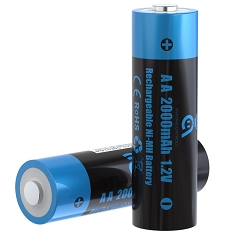 Avatar AA NI-MH Rechargeable Battery