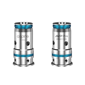 Aspire AVP Pro Replacement Coils, 5-Pack (TEMPORARY QTY. LIMIT: 2 BOXES PER ORDER)