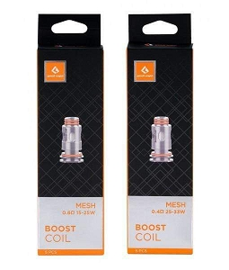 GeekVape Aegis Boost Replacement Coils 5-Pack