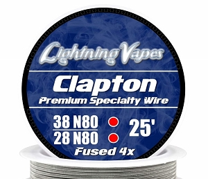 Clapton Wire 25' Spool