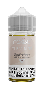 60ml Cuban Blend by Naked 100