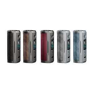 VooPoo Drag X Plus 100W Mod Only (REQUIRES SINGLE 18650 BATTERY)