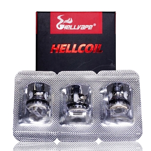 Hellvape Fat Rabbit Replacement Coils - 3 Pack