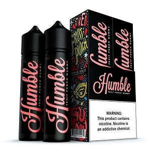 120ml Fruit Punch Gummy by Humble