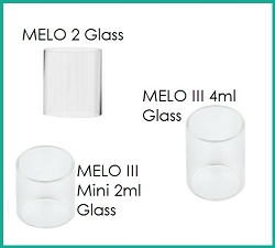 Eleaf Melo series Tank Replacement Glass