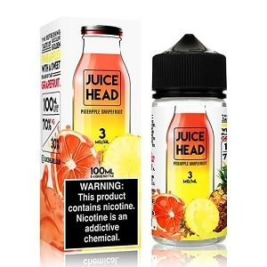 100ml Pineapple Grapefruit by Juice Head