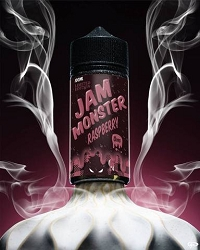 100ml Raspberry Jam by Jam Monster