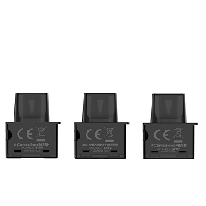 Smok NexMesh Empty Replacement Cartridge 3-Pack